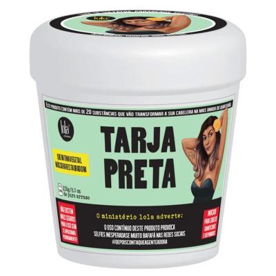 Imagem 2 do produto Kit Tarja Preta Lola Cosmetics - Máscara + Queratina Líquida - Kit