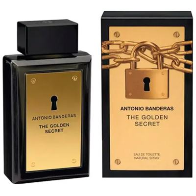 Imagem 11 do produto The Golden Secret Antonio Banderas - Perfume Masculino - Eau de Toilette - 50ml