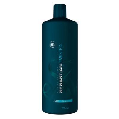 Imagem 2 do produto Kit Twisted Elastic Detangler Sebastian - Shampoo + Condicionador - Tamanho Profissional - Kit