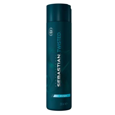 Imagem 2 do produto Kit Twisted Elastic Detangler Sebastian - Shampoo + Condicionador - Kit