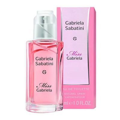 Imagem 2 do produto Miss Gabriela Gabriela Sabatini - Perfume Feminino - Eau de Toilette - 60ml