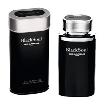 Imagem 2 do produto Black Soul Ted Lapidus - Perfume Masculino - Eau de Toilette - 50ml