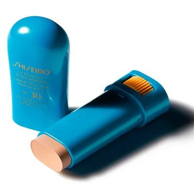 Imagem 4 do produto UV Protective Stick Fundation FPS36 Shiseido - Base - 03-Beige