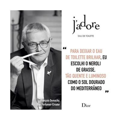 Imagem 4 do produto J'adore Eau de Toilette Dior - Perfume Feminino - 50ml