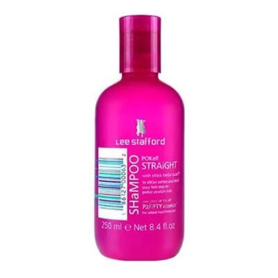 Imagem 2 do produto Kit Shampoo+ Máscara Lee Stafford Poker Straight + Hair Growth Treatment - Kit