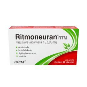 Ritmoneuran - RTM | 20 comprimidos