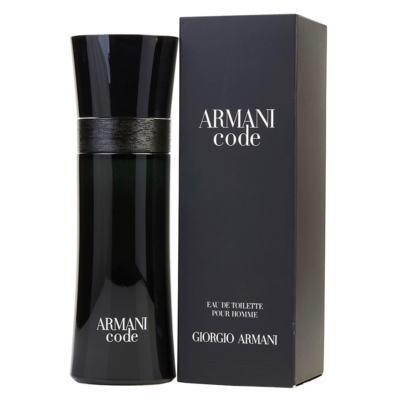 Imagem 8 do produto Armani Code Giorgio Armani - Perfume Masculino - Eau de Toilette - 50ml