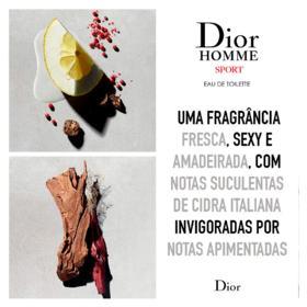 Dior Homme Sport Dior - Perfume Masculino - Eau de Toilette - 75ml