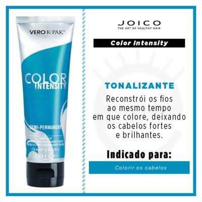 Imagem 4 do produto Coloração Joico Vero K-Pak Color Intensity - Mermaid Blue