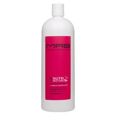 Shampoo Nutri Restore Tamanho Profissional MAB - 1L