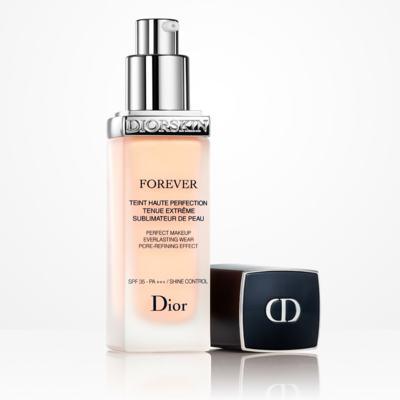 Imagem 5 do produto Diorskin Forever Dior - Base Facial - 30ml - 010 - Ivory