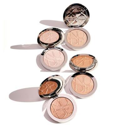 Imagem 5 do produto Diorskin Nude Air Powder Dior - Pó Compacto - 040 - Honey Beige
