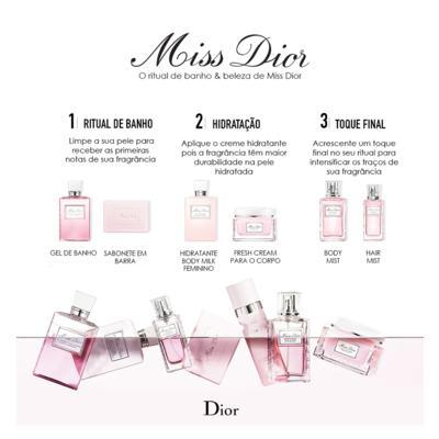 Imagem 3 do produto Desodorante Dior - Feminino Miss Dior - 100ml