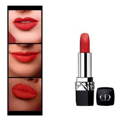 Imagem 4 do produto Rouge Dior Acetinado Dior - Batom - 999