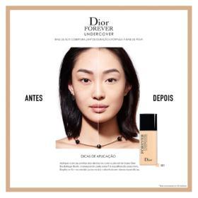 Base Dior Diorskin Forever Undercover 24H - 030 Beige Moyen