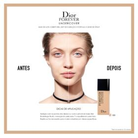 Base Dior Diorskin Forever Undercover 24H - 020 Beige Clair