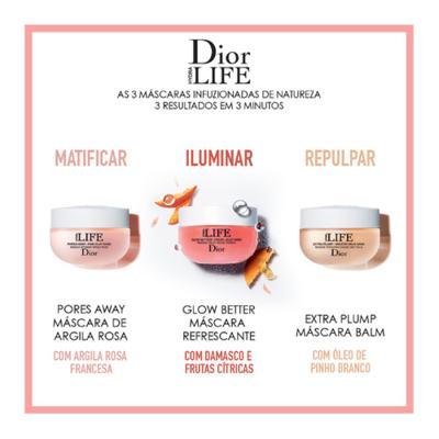 Imagem 4 do produto Máscara Matificante Dior Hydra Life - Mask Pores Away - 50ml
