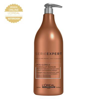 Imagem 3 do produto L'Oréal Professionnel Absolut Repair Pós-Química Kit - Shampoo 1,5L + Condicionador 1,5L - Kit
