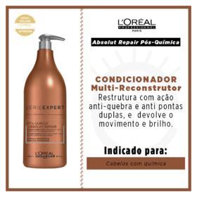 L'Oréal Professionnel Absolut Repair Pós-Química - Condicionador Multi-Reconstrutor - 1500ml