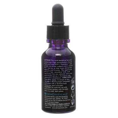 Imagem 6 do produto Sérum Corretor H.A. Intensifier SkinCeuticals - Rejuvenescedor Facial - 30ml