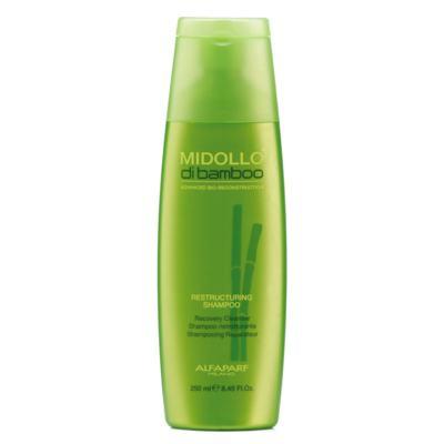 Imagem 3 do produto Alfaparf Midollo di Bamboo Restructuring  - Shampoo - 250ml