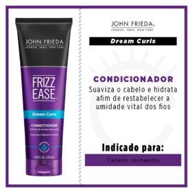 John Frieda Frizz-Ease Dream Curls - Condicionador Hidratante - 250ml