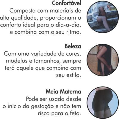 Imagem 8 do produto Meia Calça AT 120A 15-20 Mmhg Ponteira Aberta Sigvaris - Meia Calça AT 120A 15-20 Mmhg Ponteira Aberta Sigvaris Natural D