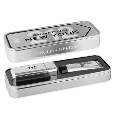 Imagem 2 do produto Carolina Herrera 212 VIP Men Kit - Perfume EDT + Gel de Banho - Kit