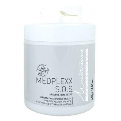 Máscara Mediterrani - Medplexx S.O.S Recuperação Imediata