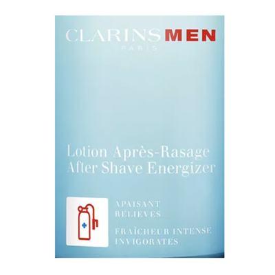 Imagem 2 do produto ClarinsMen Aprés-Rasage Energizer Lotion Clarins - Loção Pós- Barba Calmante - 100ml
