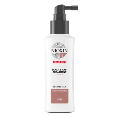 Imagem 1 do produto Nioxin Scalp & Hair Sistema 3 - Tratamento Leave-in - 100ml