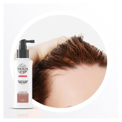 Imagem 3 do produto Nioxin Scalp & Hair Sistema 3 - Tratamento Leave-in - 100ml