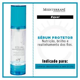Sérum Protetor Mediterrani - Equal Shine Gloss