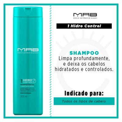 Imagem 2 do produto MAB Hidro Control - Shampoo - 300ml