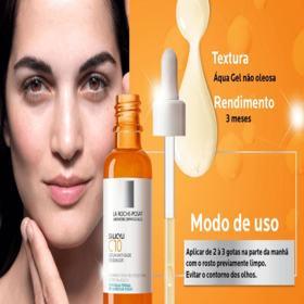 Sérum Facial Anti-idade La Roche Posay Salicyli C10 - 30ml