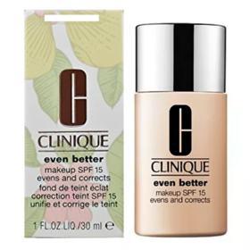 Even Better Makeup Spf 15 Clinique - Base Facial - Alabaster