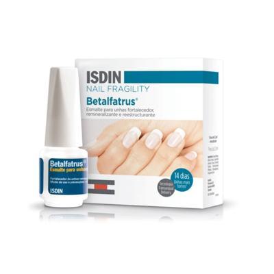 Imagem 8 do produto Esmalte Fortalecedor Isdin - Betalfatrus - Incolor
