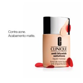 Anti-Blemish Solutions Liquid Makeup Clinique - Base Liquida - Fresh Alabaster