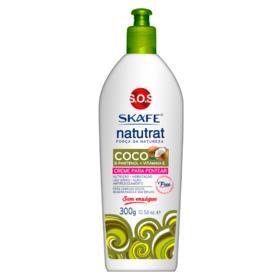 Skafe Naturat SOS Força da Natureza - Creme para Pentear Coco - 300g