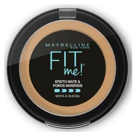 Pó Compacto Maybelline - Fit Me! - B07 Médio Escuro Bege