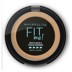 Pó Compacto Maybelline - Fit Me! - N05 Médio Neutro