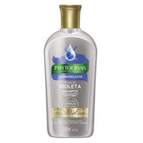 Shampoo Desamarelador Phytoervas - Flores de Violeta | 250ml