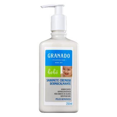 Sabonete Líquido Granado Dermocalmante Bebê - 250ml