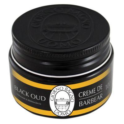 Creme de Barbear Giorno Uomo -  Black Oud