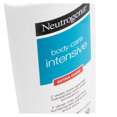 Imagem 13 do produto Hidratante Corporal Neutrogena Body Care Intensive Extra Care - 200ml