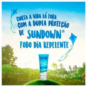 Protetor Solar Sundown Todo Dia com Repelente - FPS 30 | 120ml