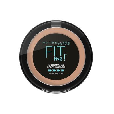 Imagem 1 do produto Pó Compacto Maybelline - Fit Me! - R05 Médio Rosado