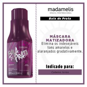 Madamelis Bala de Prata - Máscara Matizadora