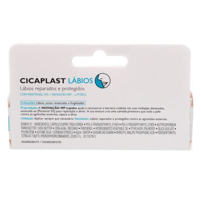 Imagem 10 do produto Cicaplast Lábios Reparador Labial 7,5ml - 7.5mL