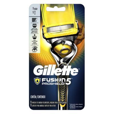 Imagem 13 do produto Aparelho de Barbear Fusion5 Proshield Gillette - 1 Un